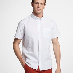 Hurley Dri Fit Classic Fit Button Up